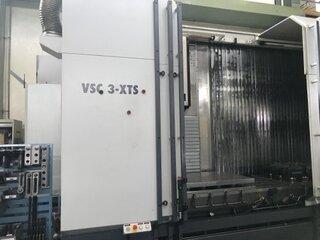 Frezarka AXA VSC 3 XTS, Rok prod.  2007-1