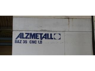 Frezarka Alzmetall BAZ 35 CNC LB, Rok prod.  2000-11