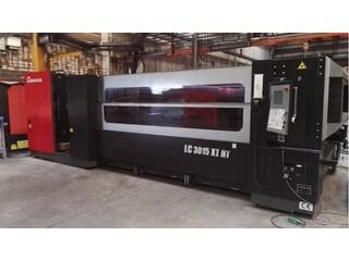 Amada LC 3015 X1 NT 4000 W Urządzenia do cięcia laserem-0