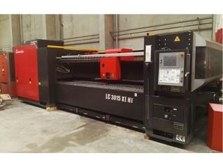 Amada LC 3015 X1 NT 4000 W Urządzenia do cięcia laserem-1