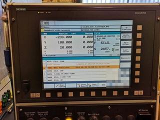 Frezarka Axa VHC 3 - 5000 XTS 50, Rok prod.  2006-5