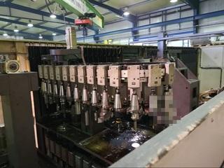 Frezarka Axa VHC 3 - 5000 XTS 50, Rok prod.  2006-7