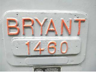 Szlifierka Bryant 1460-7