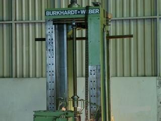Burkhardt & Weber Wytaczarka-3