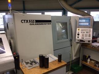 Tokarka DMG CTX 310 V3-0