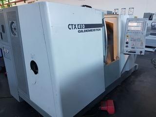 Tokarka DMG CTX 410 V3-5