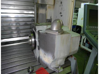 Frezarka DMG DMU 80 T Turbinenschaufeln/fanblades-2