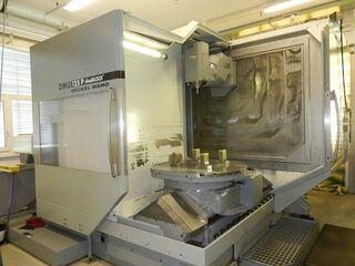 Frezarka DMG DMU 125 P, Rok prod.  2004-0