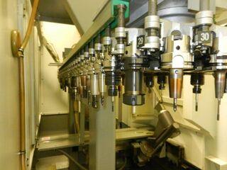 Frezarka DMG DMU 125 P, Rok prod.  2004-3