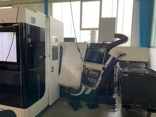 Tokarka DMG CTX alpha 500 / Automatisation WH3-1