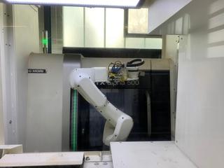 Tokarka DMG CTX alpha 500 / Automatisation WH3-2