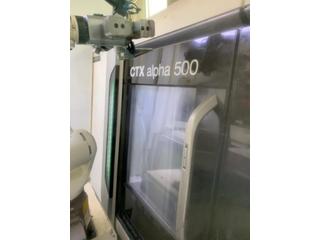 Tokarka DMG CTX alpha 500 / Automatisation WH3-3