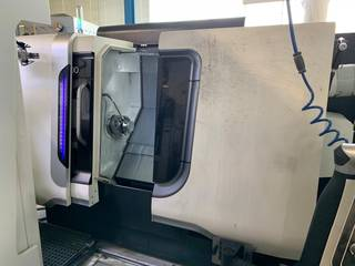 Tokarka DMG CTX alpha 500 / Automatisation WH3-4