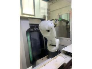 Tokarka DMG CTX alpha 500 / Automatisation WH3-12