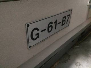 Szlifierka Danobat G 61 B7-7