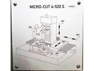 Szlifierka Elb Micro-Cut 4 - 520 S-7