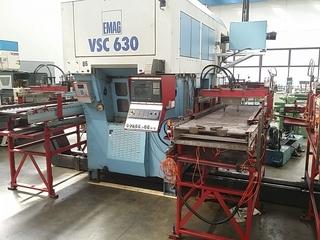 Tokarka Emag VSC 630 x 2-5