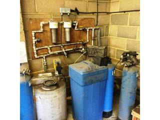 FLOW WMC 4030 Woda cięcia CNC-3
