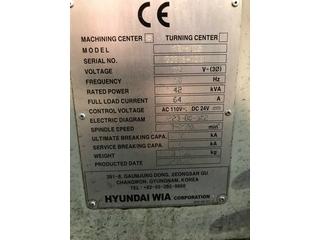 Hyundai Kia KBN - 135 Wytaczarka-11