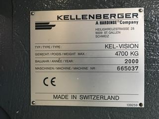 Szlifierka Kellenberger Kel-vision URS 125 x 430 generalüberholt-5