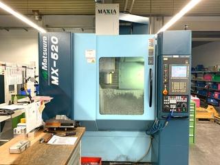 Frezarka Matsuura MX-520, Rok prod.  2012-7