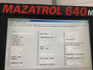 Frezarka Mazak FH 8800, Rok prod.  2007-7
