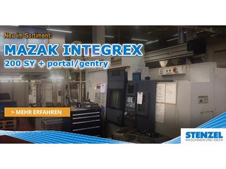 Tokarka Mazak Integrex 200 SY + portal/gentry-6