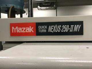 Tokarka Mazak QT Nexus 250 II MY-2