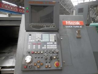 Tokarka Mazak Quick Turn 30-3