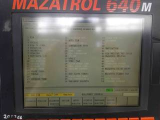 Frezarka Mazak VTC 300 II C, Rok prod.  2007-5