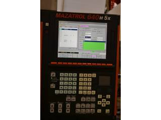 Frezarka Mazak Variaxis 500 5X II, Rok prod.  2005-4