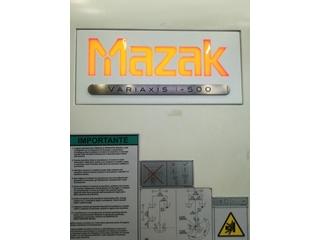 Frezarka Mazak Variaxis i - 500, Rok prod.  2014-1