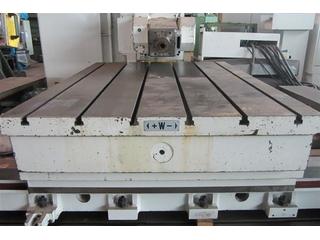 Mecof HVM 5000 Frezarka Bed-13