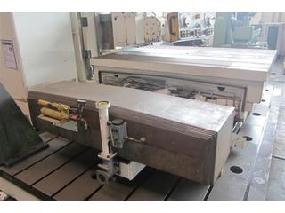 Mecof HVM 5000 Frezarka Bed-14