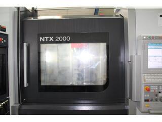 Tokarka Mori Seiki NTX 2000 / 1500 SZM-9