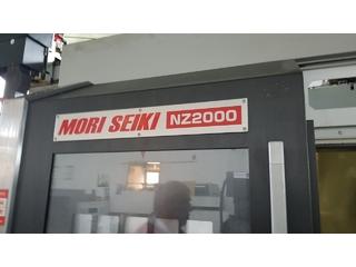 Tokarka Mori Seiki NZ 2000 T2Y gentry/Portallader-1