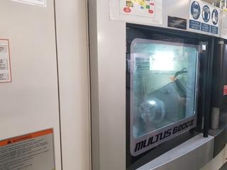 Tokarka Okuma Multus B 200 II - W 750-5