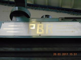PBR AF 100 CNC Wytaczarka-7