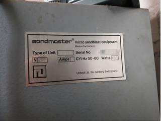 Sandmaster 100 D Inne maszyny-3