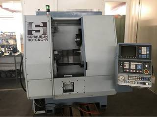 Tokarka Schaublin 110 CNC R-0