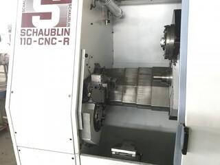 Tokarka Schaublin 110 CNC R-1
