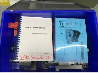 Tokarka Schaublin 225 TM CNC-10