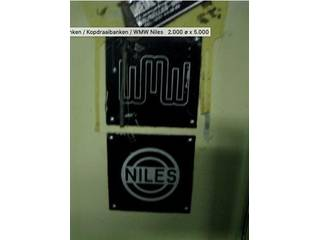 Tokarka WMW Niles DPS 1400 / DPS 1800 / 1-5