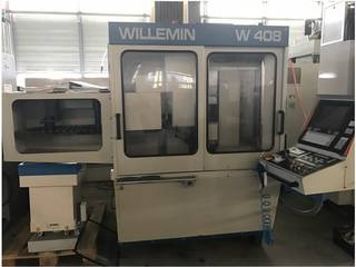 Frezarka Willemin-Macodel W 408, Rok prod.  1998-8