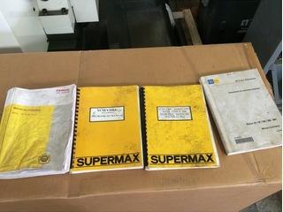 Frezarka YCM Supermax V 168 A, Rok prod.  1998-14