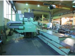Zayer KF 5000 CNC 4700 Frezarka Bed-1