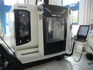 Frezarka DMG CMX 70 U-0
