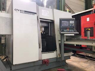 Tokarka DMG CTV 250 V3-2