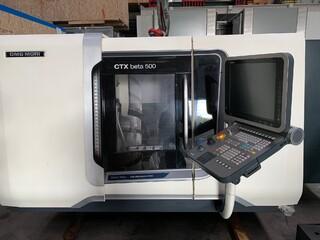 Tokarka DMG CTX beta 500 V4-5