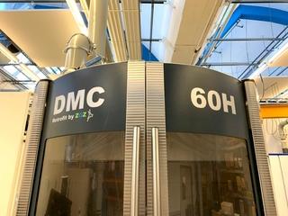 Frezarka DMG DMC 60 H-13